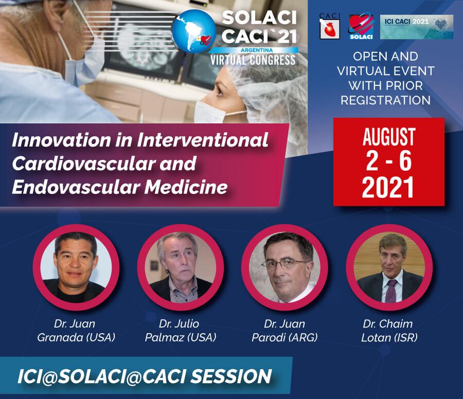 SOLACI-CACI 2021 -ICI-SOLACI-CACI Session